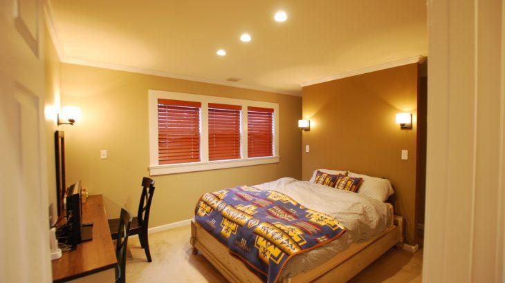 施工実例 -ベッドルーム-