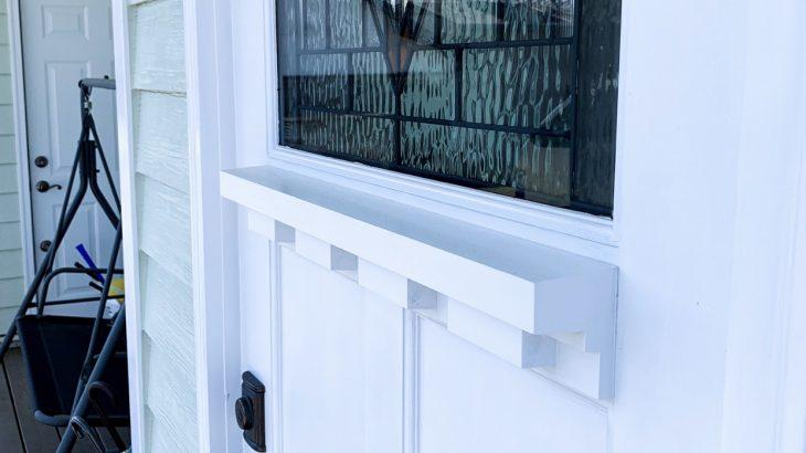 実例 -玄関ドア-