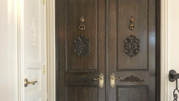 実例 -室内ドア-